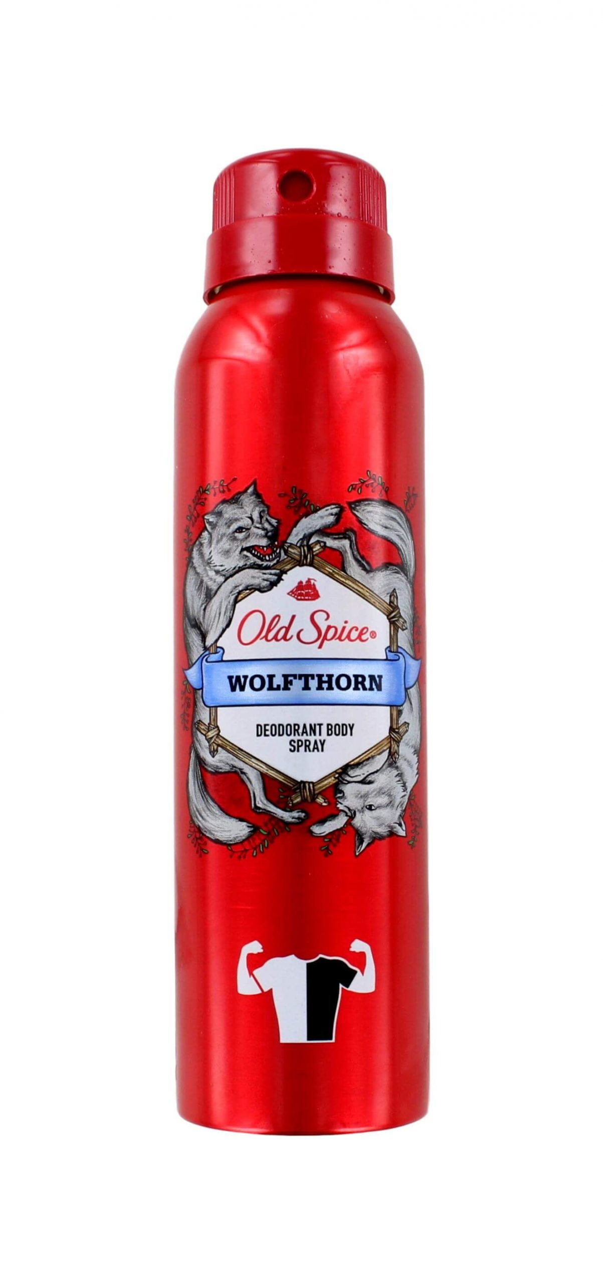 Old Spice Deodorant Wolfthorn, 150 ml