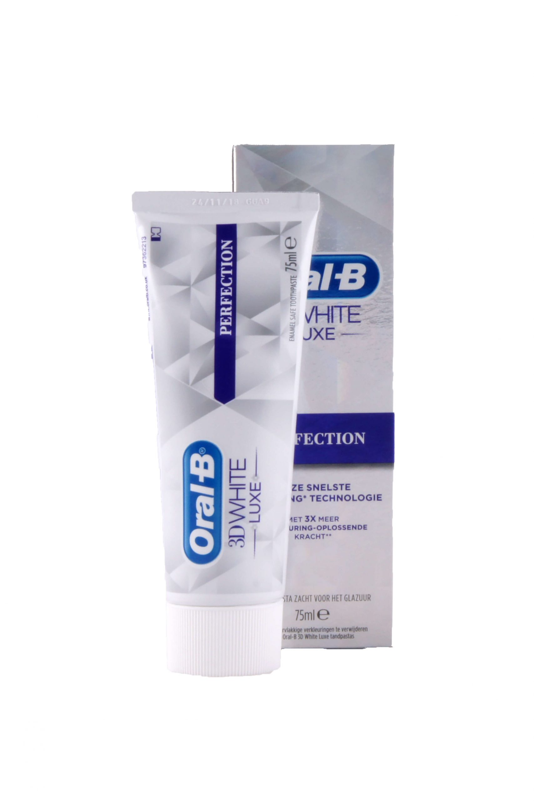 Oral-B Tandpasta 3D White Luxe Perfection, 75 ml